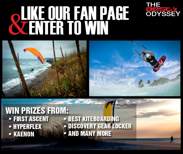 win tons of great gear!