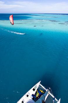 Los Aves Kitesurfing