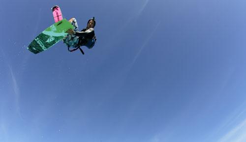 clinton, aerial