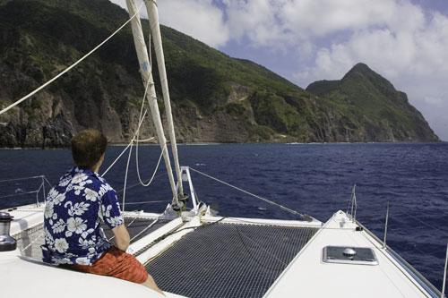 Remote anchorage