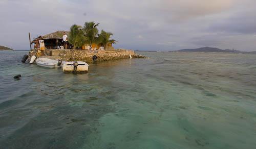happy island