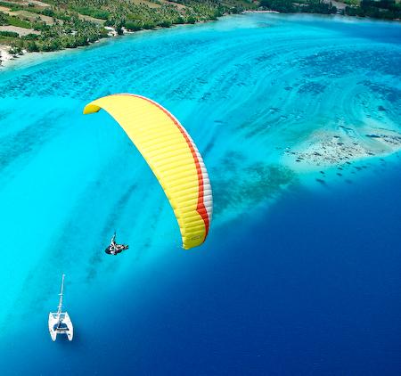 Huahine Paragliding