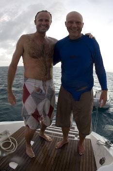 Ian and Michael