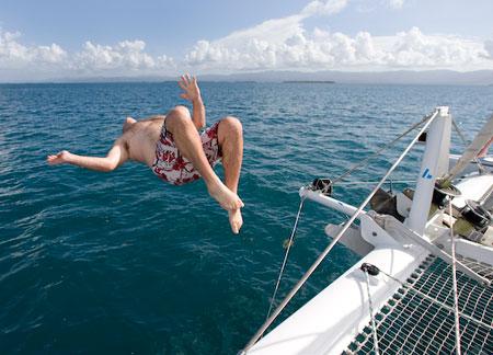 Sailing paradise