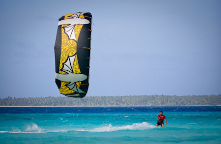 Marshall Islands Kitesurfing