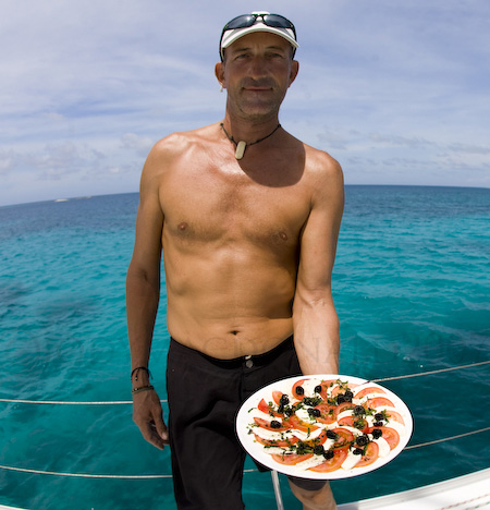 Onboard cuisine