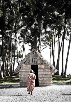 Marshall Islands locals