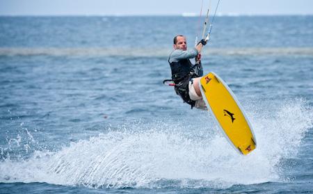Kitesurfing Micronesia