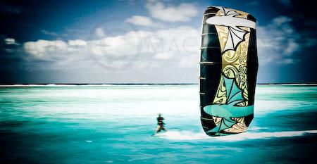 Huahine Kitesurfing