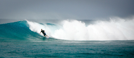 Marshall Islands surfing