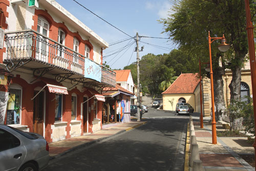 St Anne, Martinique