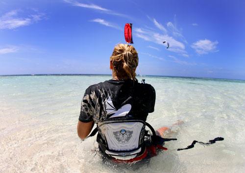 Stacey Fonas, Best Kiteboarding