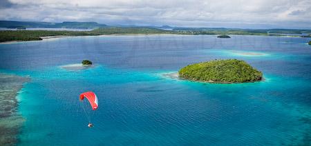 paradise paragliding