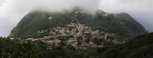 Windwardside, Saba