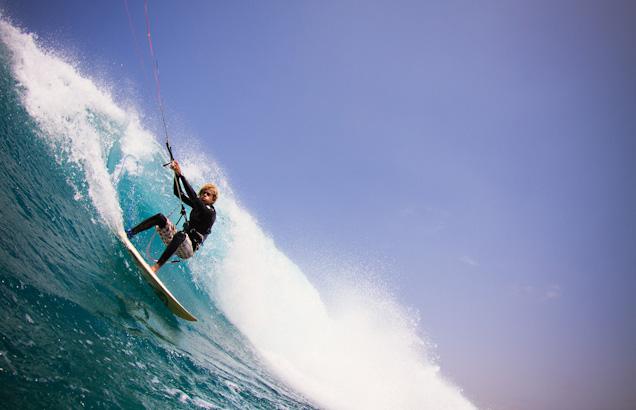 Cape Verde kitesurfing