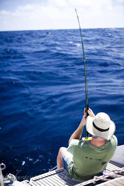 cargados fishing