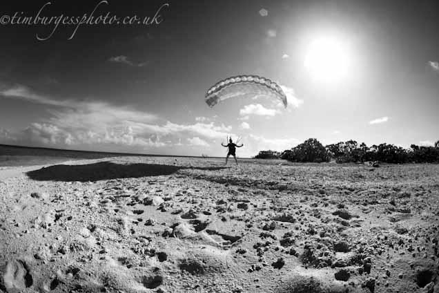cargados paragliding