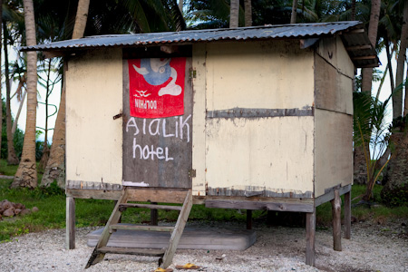Marshall Islands accomodation
