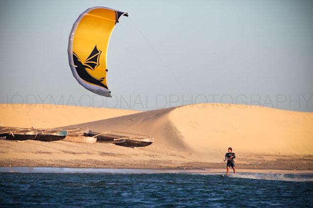Madagascar kitesurfing