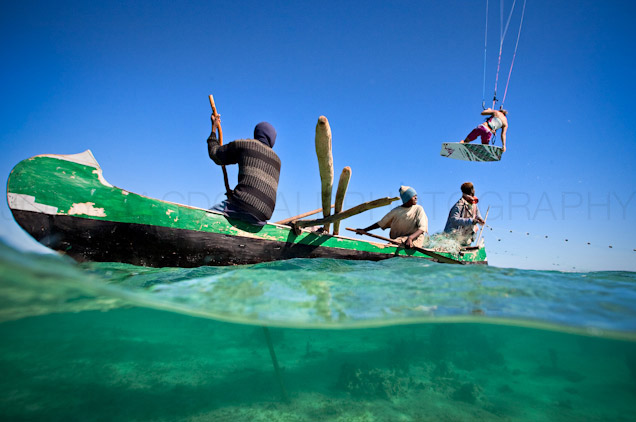 Best Kiteboarding in Madagascar