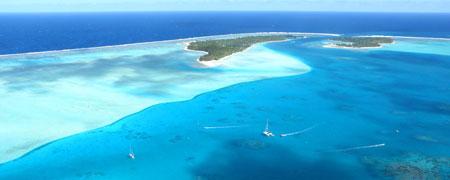 Maupiti Kitesurfing