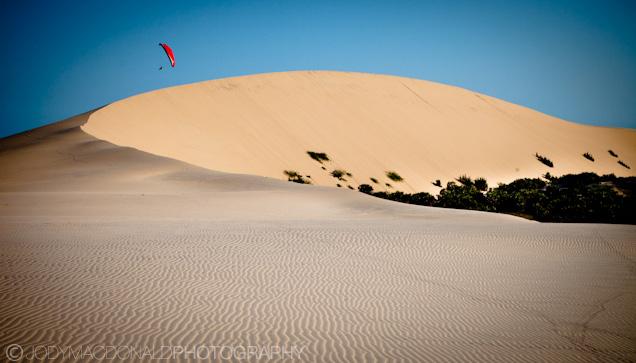Tandem Paragliding, Mozambique