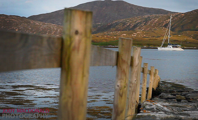 Outer Hebrides Scenery